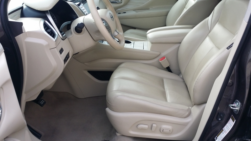 Nissan Murano 2015 price $17,999
