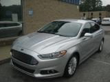 Ford Fusion Energi 2014