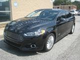 Ford Fusion Energi 2013