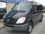 Mercedes-Benz Sprinter Crew Vans 2011