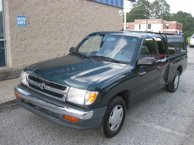 2000 Toyota Tacoma Xtracab Manual