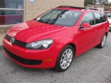 Volkswagen Golf Wagon 2012