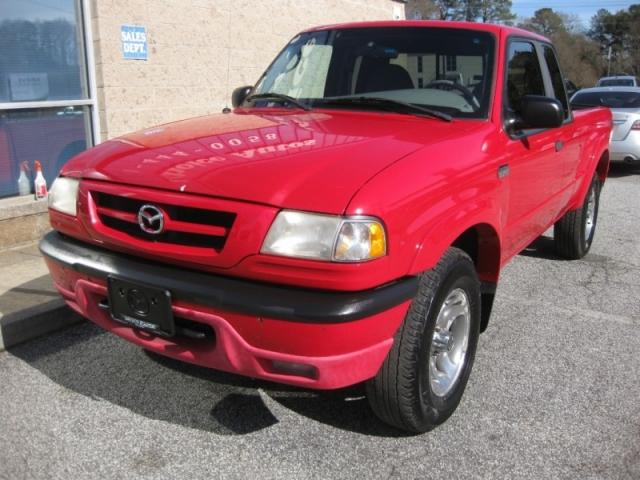 2001 Mazda 4WD B-Series Pickup