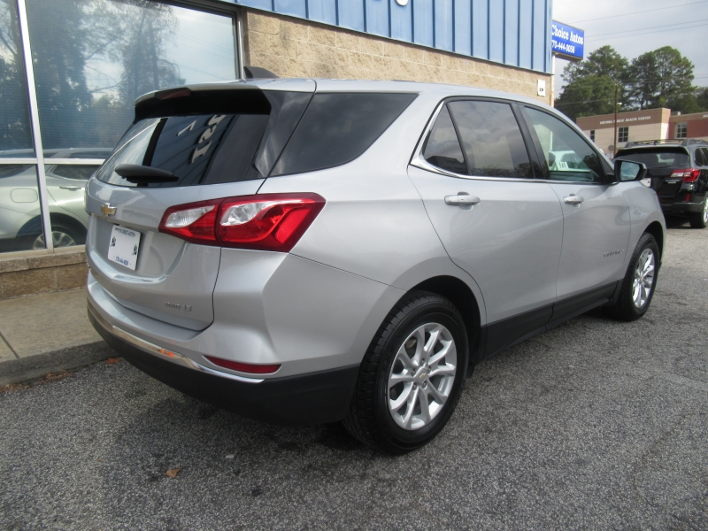 Chevrolet Equinox 2018 price $16,000