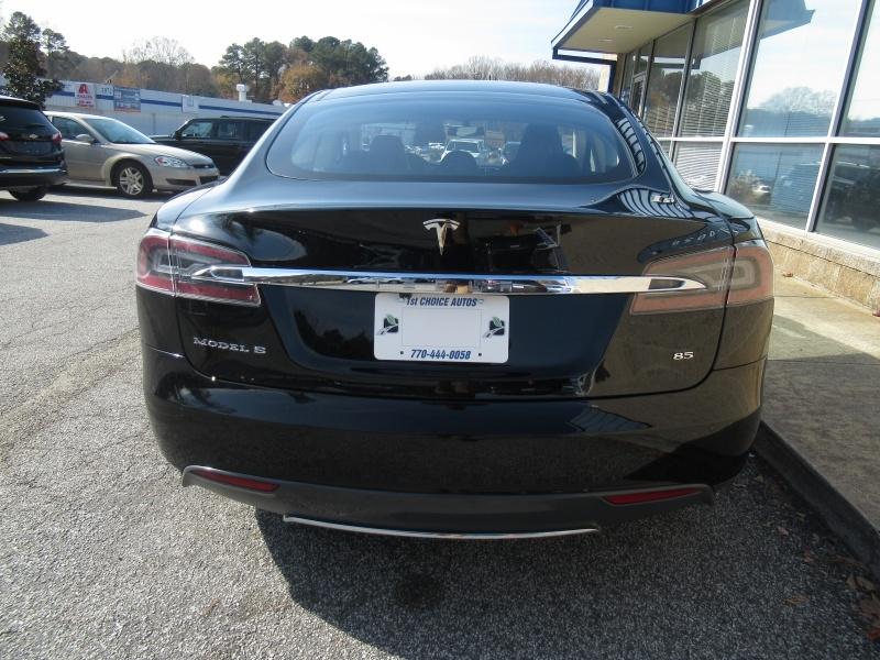 Tesla Model S 2014 price $34,999