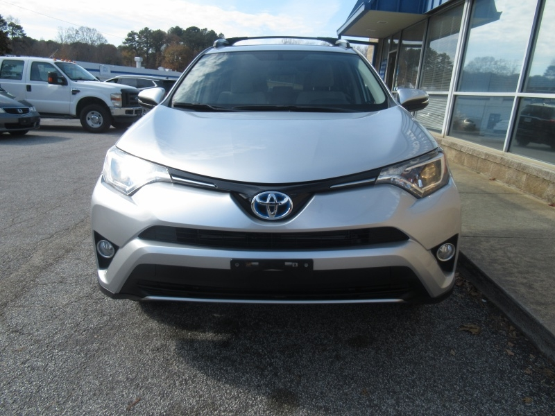 Toyota RAV4 Hybrid 2016 price $17,500