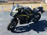 Honda CBR 300R 2015