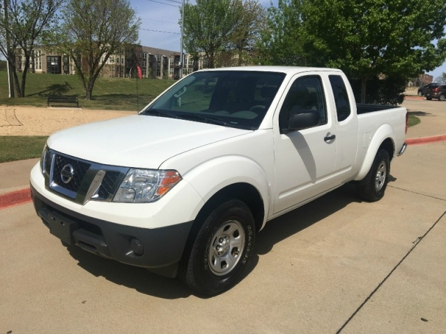 2015 Nissan FRONTIER KING CAB S