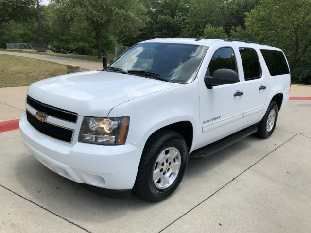 2010 Chevrolet SUBURBAN LS LEATHER