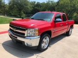 Chevrolet SILVERADO TEXAS EDITION 2012