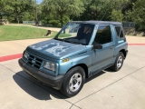 Geo Tracker LSi CONVERTIBLE 1996