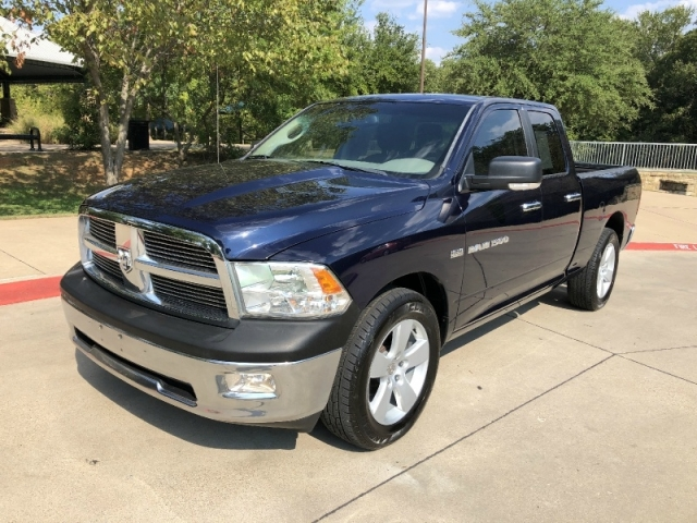 2012 RAM 1500 LONESTAR