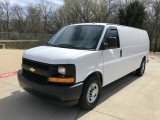 Chevrolet EXPRESS CARGO EXTENDED 2015