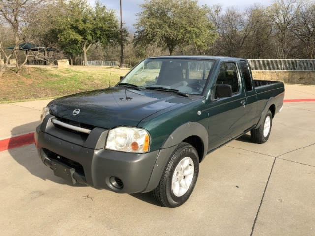 2002 Nissan Frontier 2WD