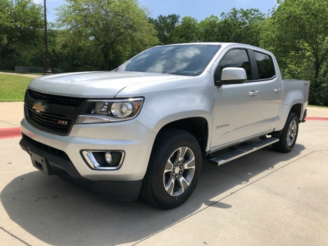 2016 Chevrolet COLORADO Z-71