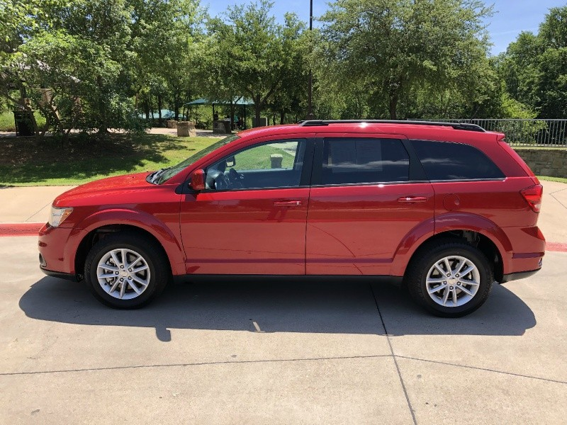 Dodge JOURNEY SXT 2017 price $14,999