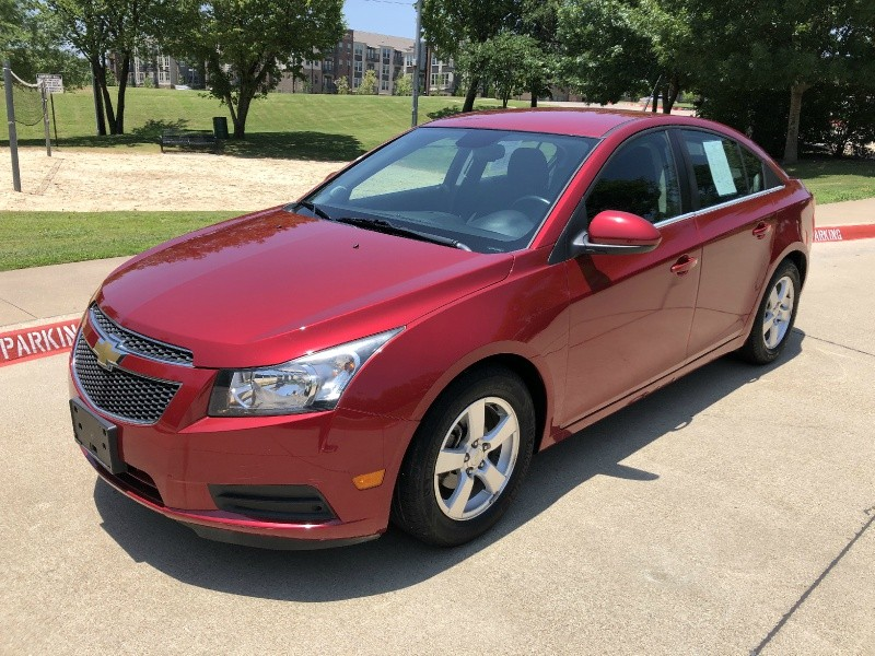 Chevrolet CRUZE 1LT 2014 price $10,888