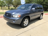 Toyota HIGHLANDER LTD 3RD ROW 2007