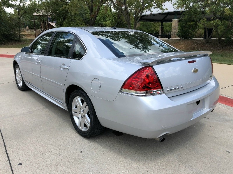 Chevrolet IMPALA LT 2013 price $6,999