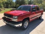 Chevrolet SILVERADO 1500 4X4 2005