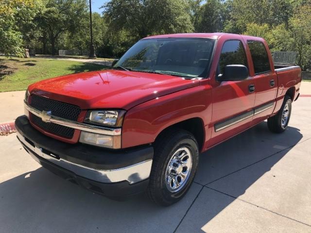 2005 Chevrolet SILVERADO 1500 4X4