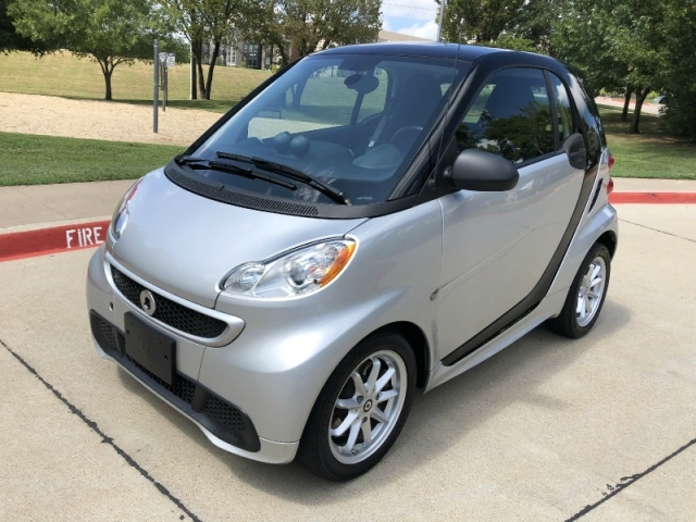 2014 Smart Fortwo ELECTRIC