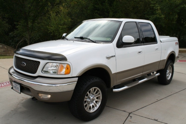 2003 Ford F 150 Supercrew 139 King Ranch 4wd Inventory