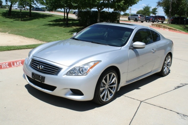 2009 Infiniti G37 Coupe 2dr Journey RWD - Inventory | Mansfield ...