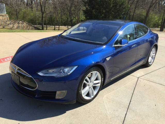 2015 Tesla Model S 4dr Sdn Awd 70d Inventory Mansfield