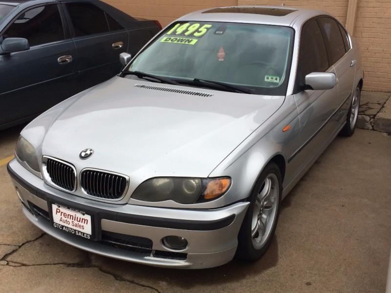 BMW 330i 2005 price $6,500