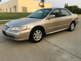 Honda Accord Sdn 2002