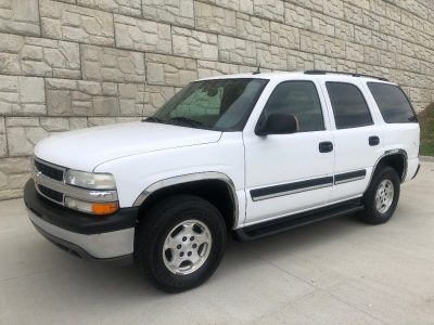 2005 Chevrolet Tahoe 4dr 2WD LS1*9 SEATER*ICE COLD AIR/HEAT*CARFAX CERTIFIED!!
