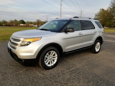 2013 Ford Explorer 4WD 4dr XLT NADA Retail $12,025