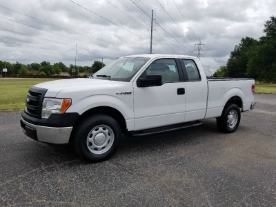 2014 Ford F-150 2WD SuperCab CarFax One Owner