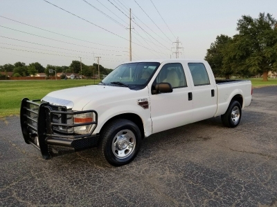 2008 Ford Super Duty F-350 Crew Cab 2 Wheel Drive