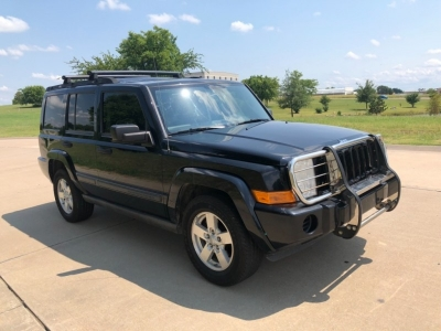 2006 Jeep Commander 4WD 3rd Row