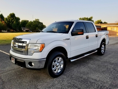 2013 Ford F-150 4WD SuperCrew CarFax One Owner