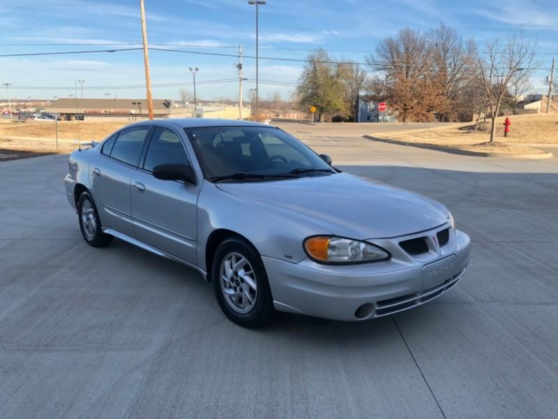 Pontiac Grand Am 2004 price $2,398
