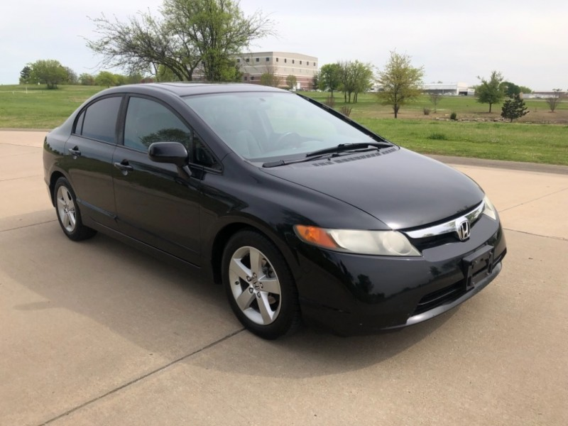 Honda Civic Sdn 2008 price $4,998