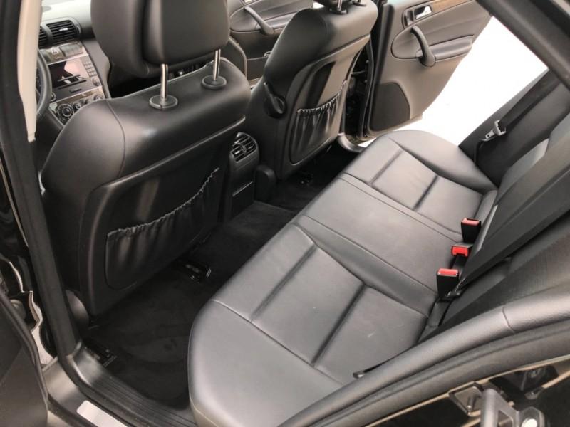 Mercedes-Benz C-Class 2007 price $4,998