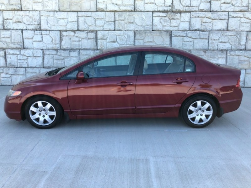 Honda Civic Sdn 2007 price $4,500