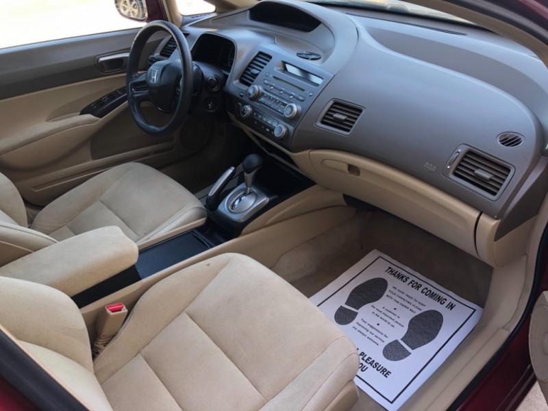 Honda Civic Sdn 2007 price $4,500