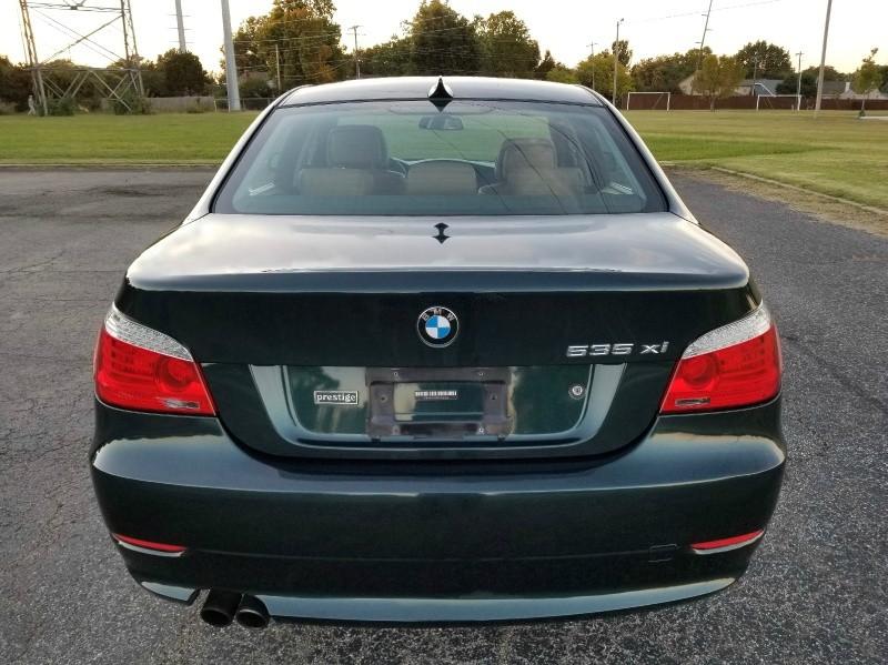 BMW 5-Series 2008 price $5,498
