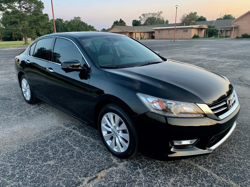Honda Accord Sedan 2014 price $11,998