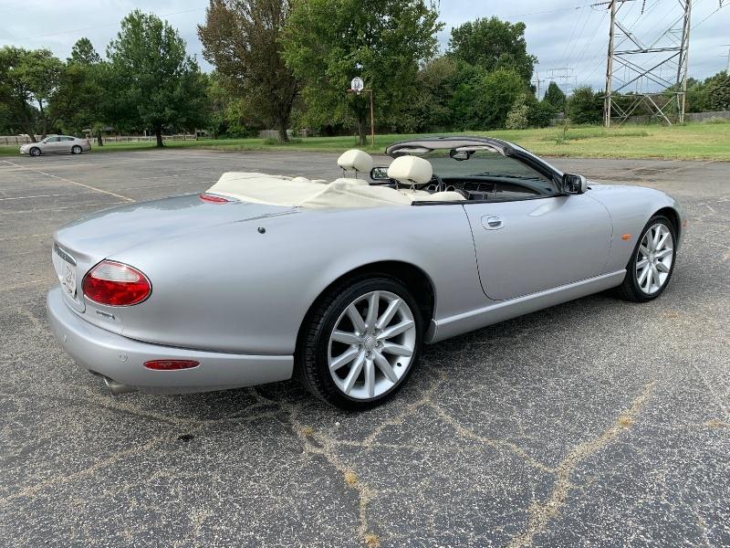 Jaguar XK8 2006 price $11,995