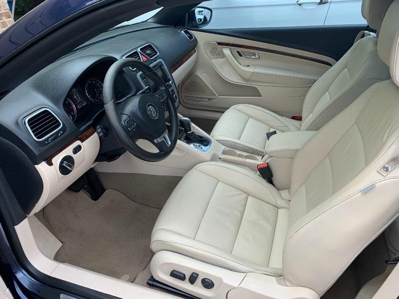 Volkswagen Eos 2012 price $5,998