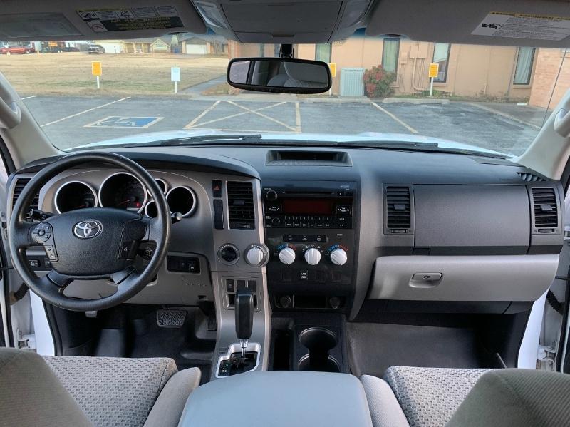 Toyota Tundra 4WD Truck 2012 price $15,995