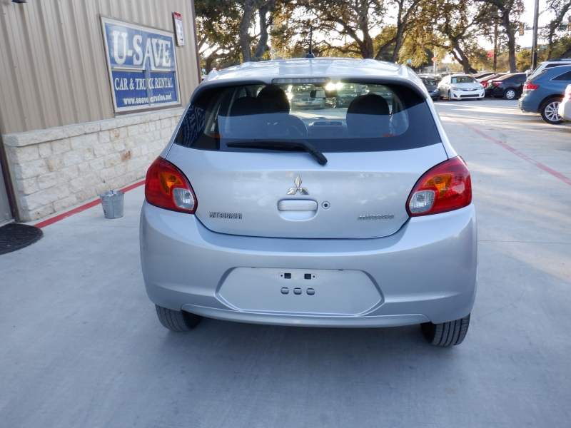 Mitsubishi Mirage 2015 price $5,000