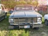 GMC Sierra 1500 Short Bed 1976