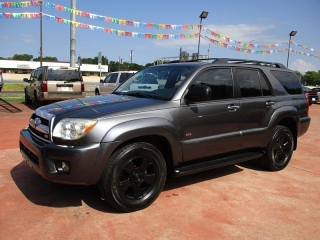 2006 toyota 4runner reduced 7950 inventory alonso auto sales auto dealership in san. Black Bedroom Furniture Sets. Home Design Ideas